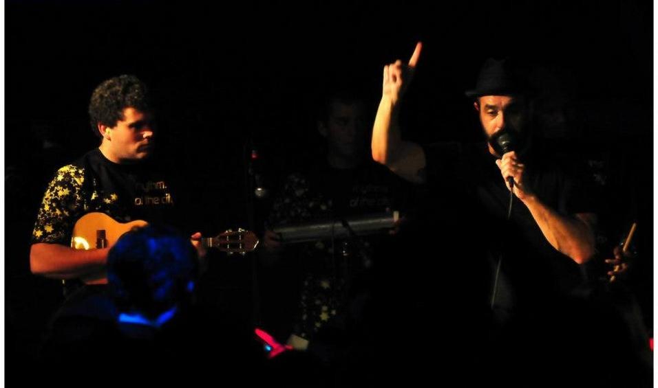 fabio allman + minibloco @ guanabara 13 oct 2012