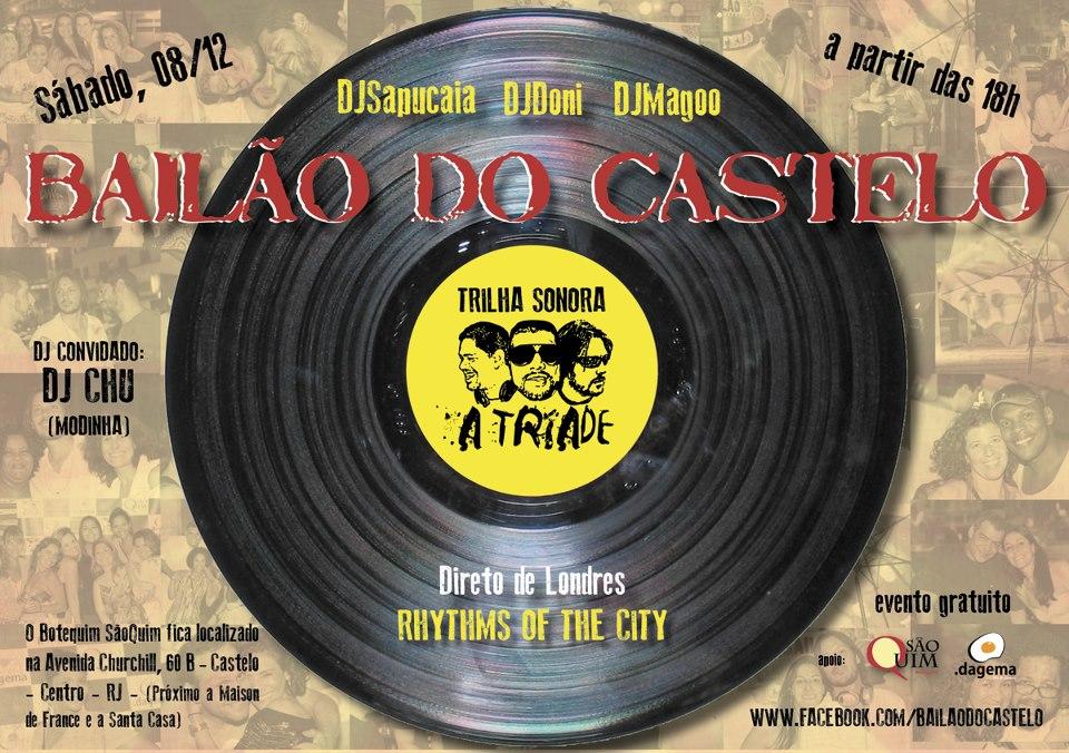 rotc @ bailão do castelo 8 dec 2012