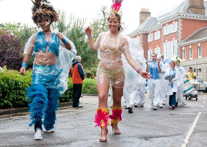 rotc @ twickenham carnival 2011