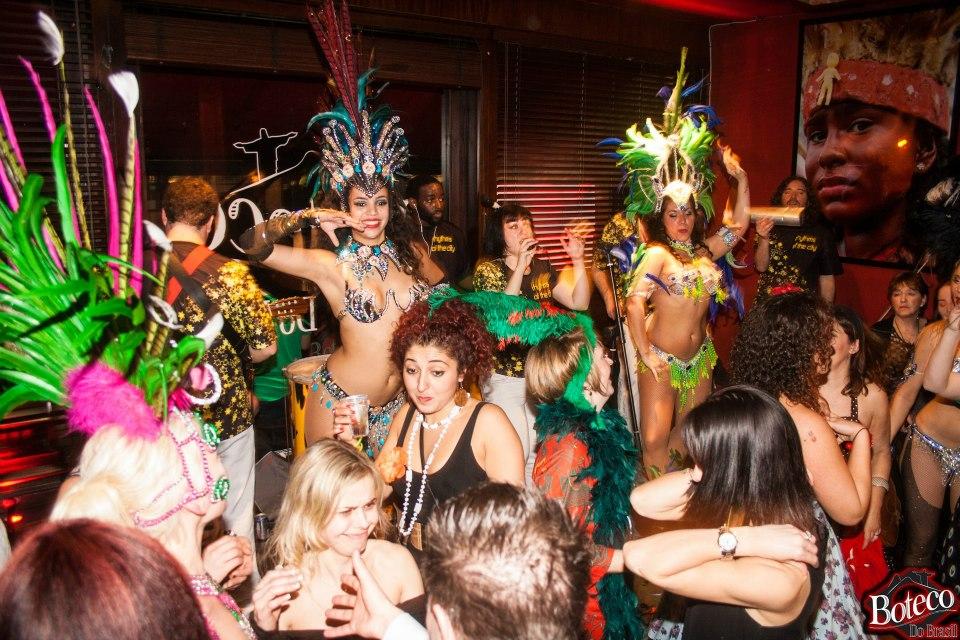 carnival @ boteco 9 feb 2013