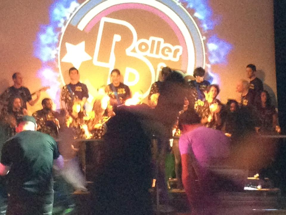 rotc @ rollerdisco 30 mar 2013